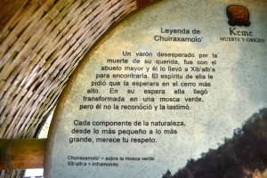 Legend of Chuiraxamolo