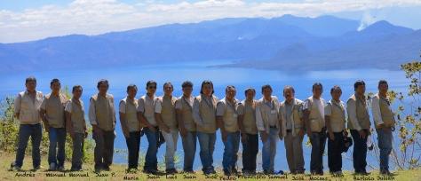 Our tour guides team