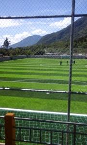 Estadio Bella Vista de San Pedro La Laguna