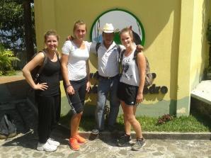 Ready to climb the volcano San Pedro