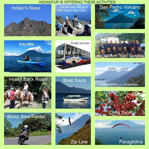 excursiones que organiza la asoantur-ACTIVIDADES